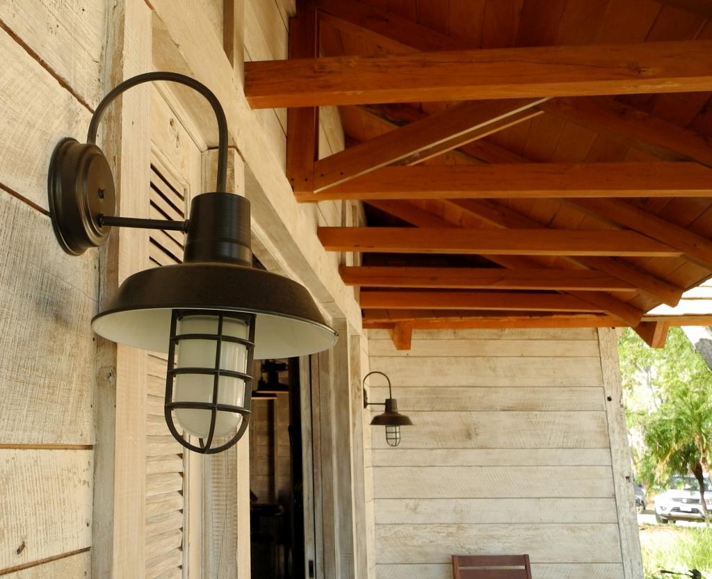 Industrial Barn Lighting. 12in dia indoor outdoor northern tool ...
