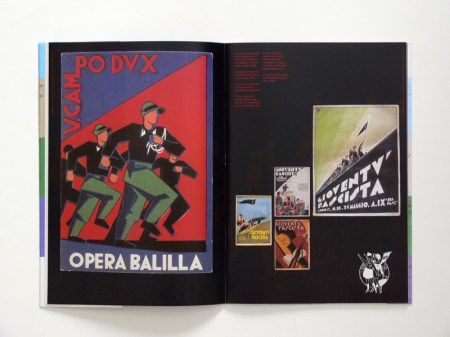 'Cult of the Cradle – Fascist Style for IL Duce's Children' by Steven Heller. Baseline 39, 2002.