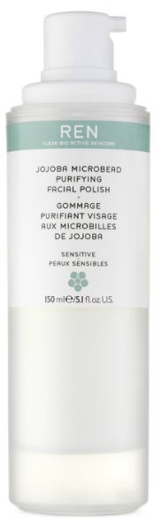 Ren Microbead Purifying Facial Polish