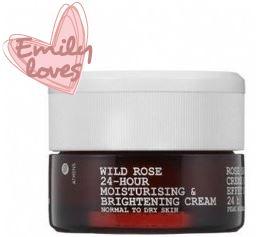 Wild Rose24-Hour Moisturising & Brightening Cream