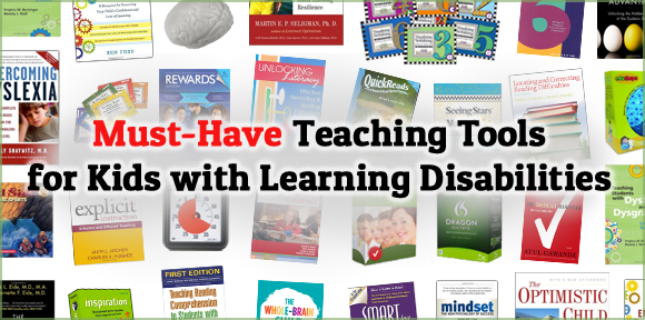 Must Have Teaching Tools For Kids With Learning Disabilities (BayTreeBlog.com)