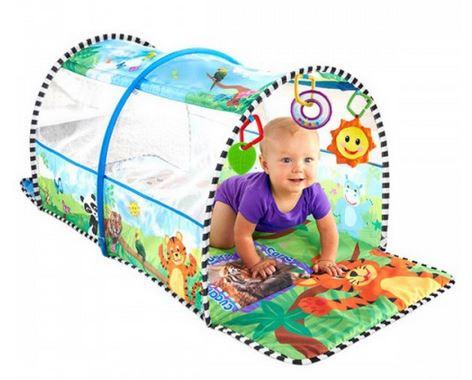 Mantas de juegos y actividades para beb s estimula su desarrollo con diversi n - Alfombra actividades bebe ...