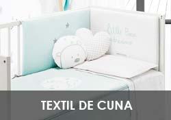 textil de cuna oferta