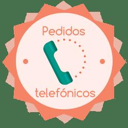 pedidos por teléfono