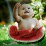 La alimentación de tu bebé en verano