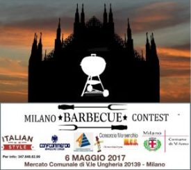 1° Milano Barbecue Contest