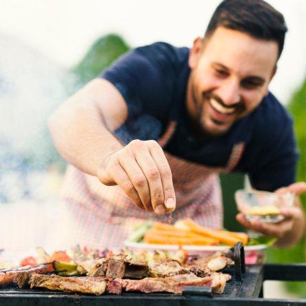 Healthy summer grilling ideas