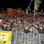 Bah, Humbug: SpongeBob Banned From Xmas Lighting