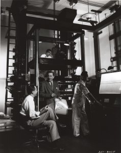 The Disney Multiplane Camera