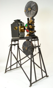 Kinemacolor 35mm Projector
