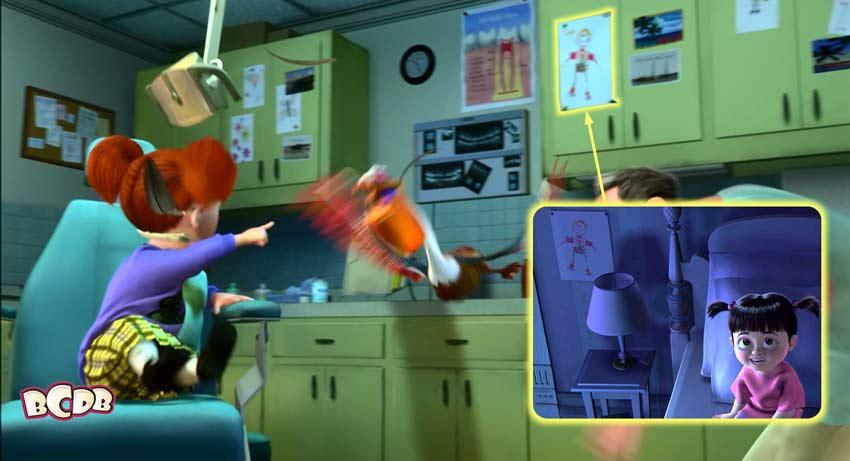 Nemo In Boo S Room