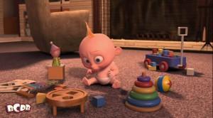 Luxoball In The Incredibles