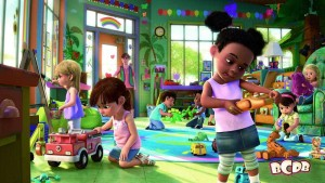 toy story 3 girl