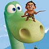 good dinosaur- pixar