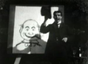 Animation Timeline - The Enchanted Drawing J. Stuart Blackton