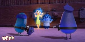 Muppet-eers Frank Oz and Dave Goelz in Pixar's Inside Out