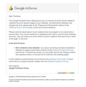 Why I Hate Google