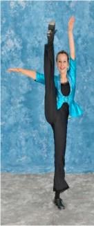 Academy of Arts Dance Pose