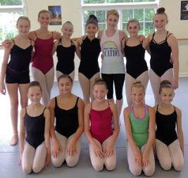 Master Ballet class1
