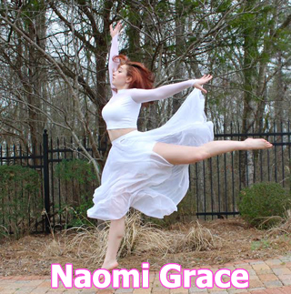 Dancer of the Month For February