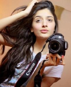 DSLR Selfie