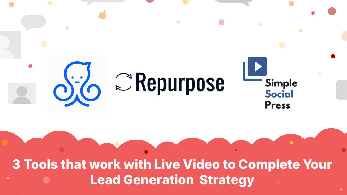 Lead Generation Facebook Live