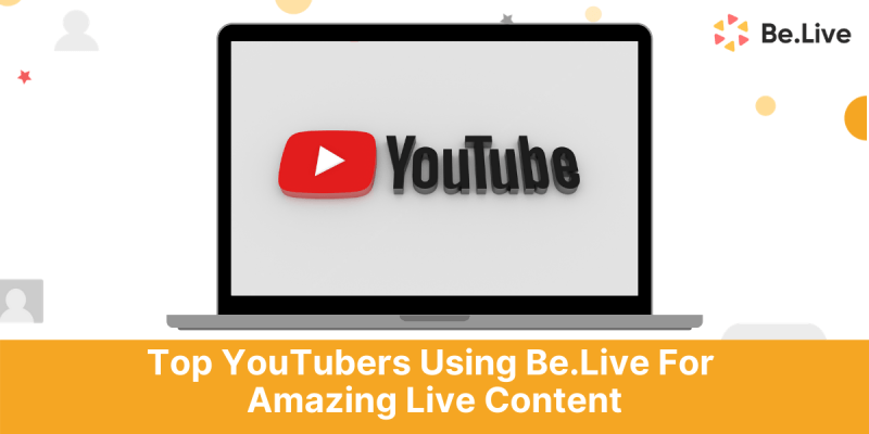 youtubers-using-belive-amazing-live