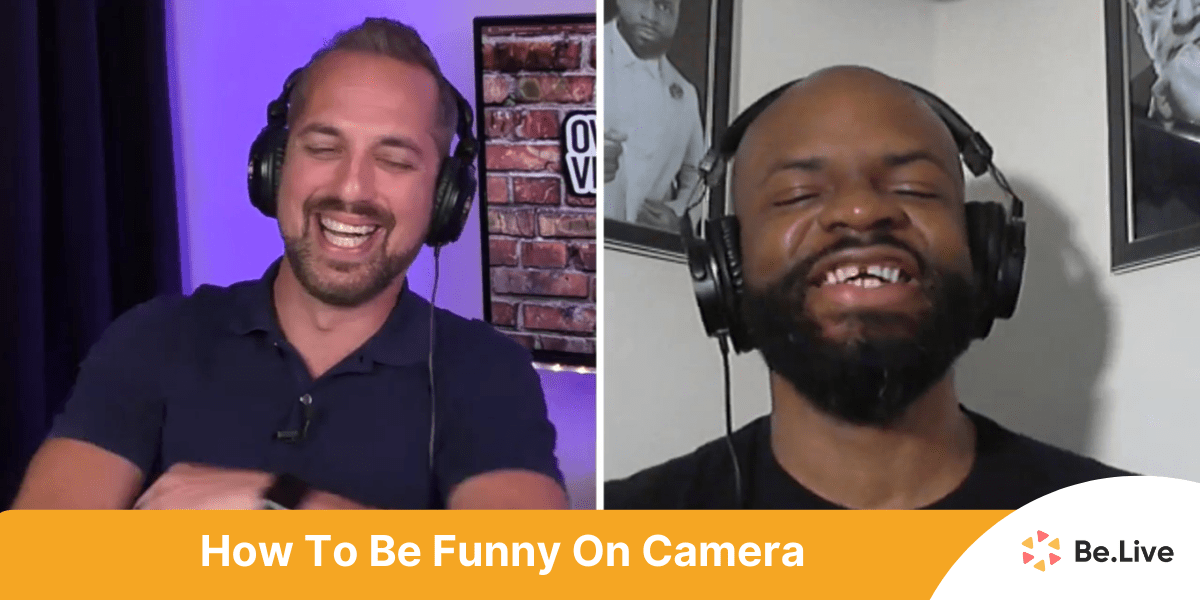how-to-be-funny-on-camera-jay-stevens-belive-weekly