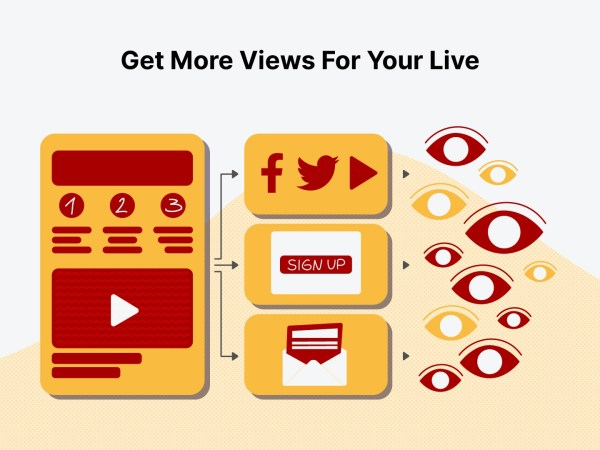 How to Promote a Live Stream in 8 Easy Steps