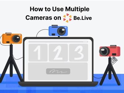 multiple cameras belive pro