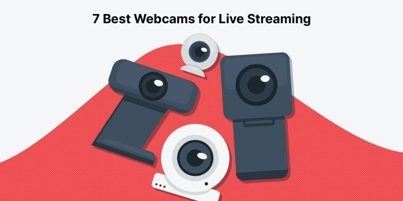 best webcams for live streaming