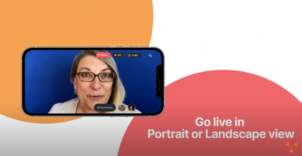 Portrait or Landscape mode