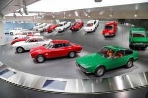 #MuseoStoricoAlfaRomeo #Alfa, #AlfaRomeo, #Arese, #AlfaMuseum, #