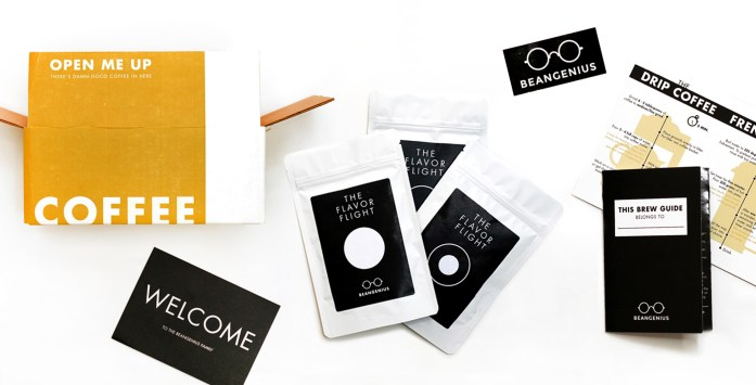 BeanGenius Gift Subscription - Coffee Gift