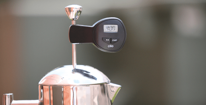 French Press Timer - Better Brew With French Press