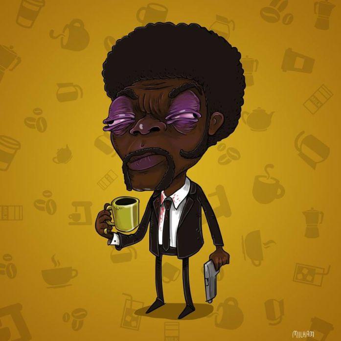 Samuel L. Jackson Coffee
