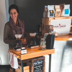 Kimberly - Women in Coffee for Women's Day 2018