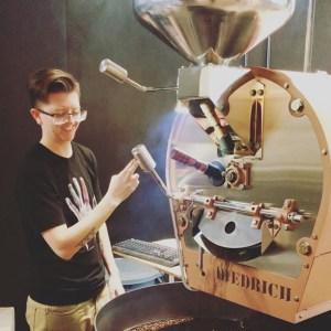 Nikol - Women in Coffee for Women's Day 2018