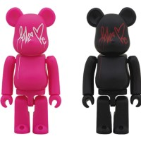 And A Love Me 2種 ベアブリック(BE@RBRICK)[発売]