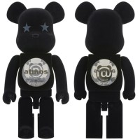 ATMOS 10th Anniversary 1000% Ver ベアブリック(BE@RBRICK)
