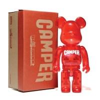 CAMPER 100% 400% ベアブリック(BE@RBRICK)[発売]