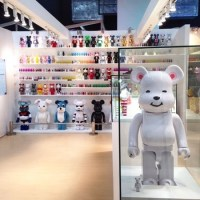 CLOT POLAR BEAR WHITE 1000% ベアブリック (BE@RBRICK) [発売]