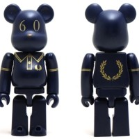 FRED PERRY 60th Anniversary ベアブリック (BE@RBRICK)