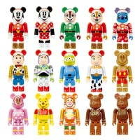 Happyくじ Disney Christmas Party ベアブリック(BE@RBRICK)[情報その2]