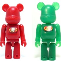 Jelly Belly ベアブリック(BE@RBRICK)