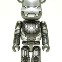 アイアンマン2 WAR MACHINE シリーズ20 ベアブリック(BE@RBRICK)