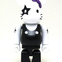KISS KELLO KITTY THE STARCHILD シリーズ25 ベアブリック(BE@RBRICK)