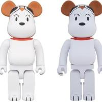 SNOOPY FLYING ACE 400% 1000% ベアブリック (BE@RBRICK) [発売]