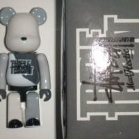 TRIPLE THREAT ベアブリック(BE@RBRICK)