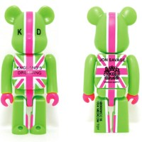 WCC18 ENGLAND'S DREAMING KD 100% ベアブリック(BE@RBRICK)